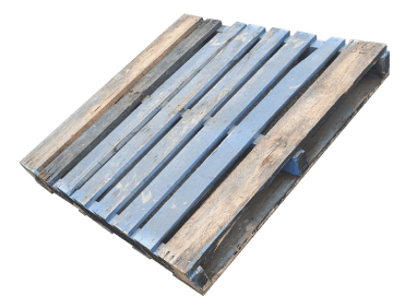 Recycled Standard timber pallets that are environmentally friendly